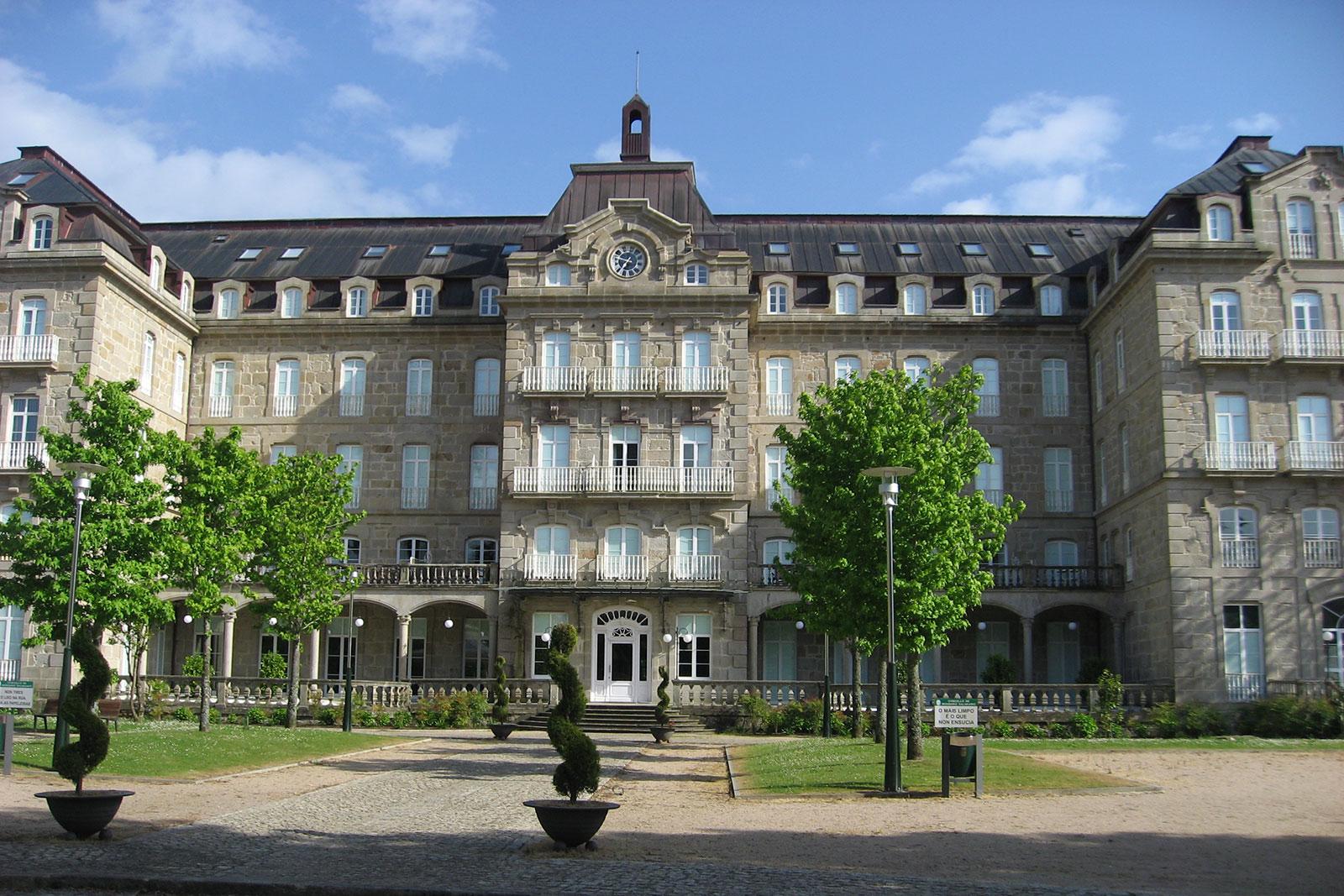 Residencial Mondariz Balneario